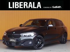 BMW118dMスポーツエディションシャドー ACC ダコタレザー