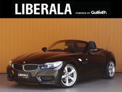 BMW Z4sDrive23iMスポーツ 直6E/g  黒革シート