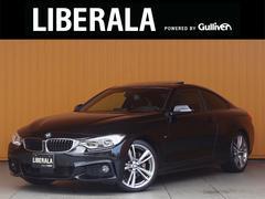 BMW435iクーペMスポーツ 左H ACC サンルーフ 黒革