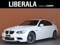 BMWM3クーペMドライブPKG サンルーフ 黒革 純正ナビTV