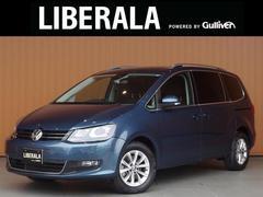 VW シャランTSIコンフォートライン ACC パワースライドD ナビTV