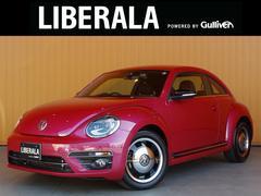 VW ザ・ビートルハッシュタグピンクビートル300台限定 純正ナビTV