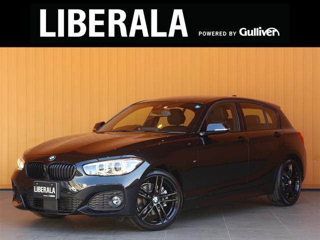 BMW 118dMスポーツEDシャドー アップブレードP 黒革ACC