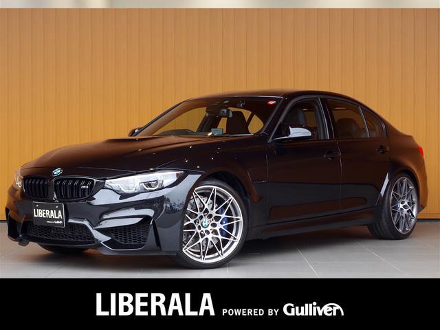 BMW M3セダンコンペティション 後期LCI アダプティブMサス