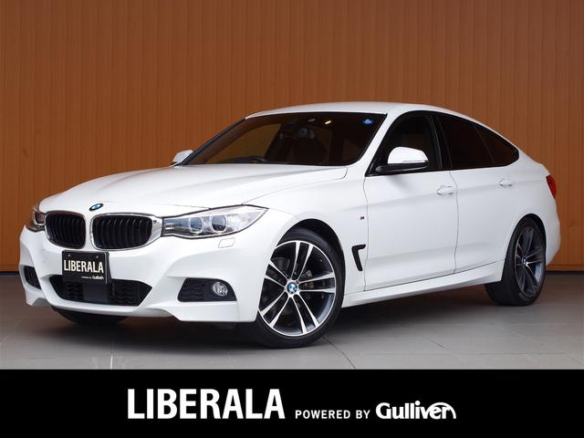 BMW 320iGTMスポーツ ACC 衝突軽減B OP19AW