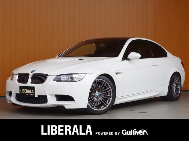 BMW M3クーペ MDrivePKG 黒革 アクラポビッチマフラー