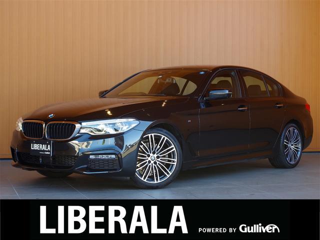 BMW 523dMスポーツイノベーションPジェスチャーCリモートP