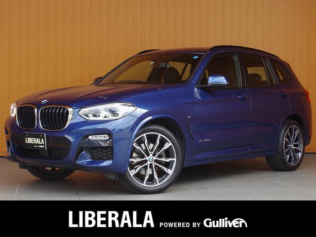 BMW X3 xDrive 20d Mスポーツ イノベーションPKG ACC ジェスチャーC OP20AW HUD ACC LED パークアシスト 純正ナビ 360度カメラ 衝突軽減B レーンアシスト