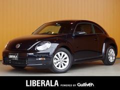 VW ザ・ビートルバイキセノンPKG コンポジションメディア カープレイ対応