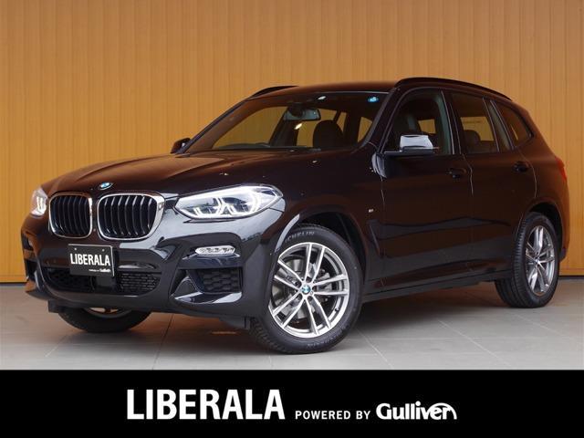 BMW X3 xDrive 20d Mスポーツ ハイライン/イノベP 黒革 ACC ジェスチャーC 360カメラ Pアシ コンフォートアクセス パワーバックドア パワーシート/ヒーター