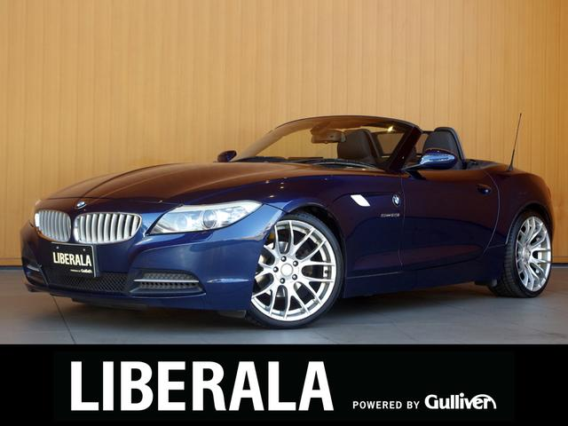 BMW sDrive23i ハイラインパッケージ Breyton19incAW BILSTEIN B8 黒革シート 純正ナビTV パワーシート/ヒーター キセノン 電動オープン プッシュスタート