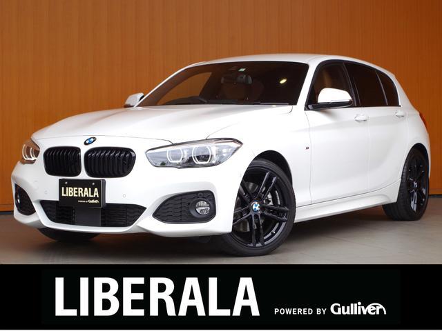 BMW 1シリーズ 118d Mスポーツ エディションシャドー パーキングサポートPKG ダコタ革シート ACC 衝突軽減B LDW 純ナビ Bカメラ PDC純18AWシートヒーター 純18AW コンフォートA プッシュスタート アイドリングstop USB/BT