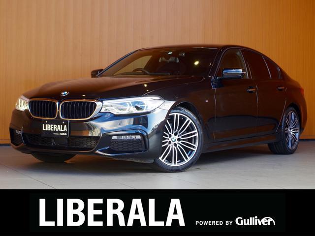 BMW 523d Mスポーツ ACC 衝突軽減B LDW LCW HUD 純正ナビTV Bカメラ 純正19AW ジェスチャーCソフトクローズドドア コンフォートアクセス パワーバックドア アダプティブLEDヘッド パドルシフト