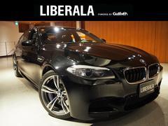 BMWM5 左H レザー サンルーフ ヘッドアップディスプレイ