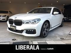 BMW750i Mスポーツ リモートコントロールパーキング