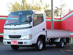 ダイナトラックロングジャストロー 1.5トン積み エアコン 5速MT車