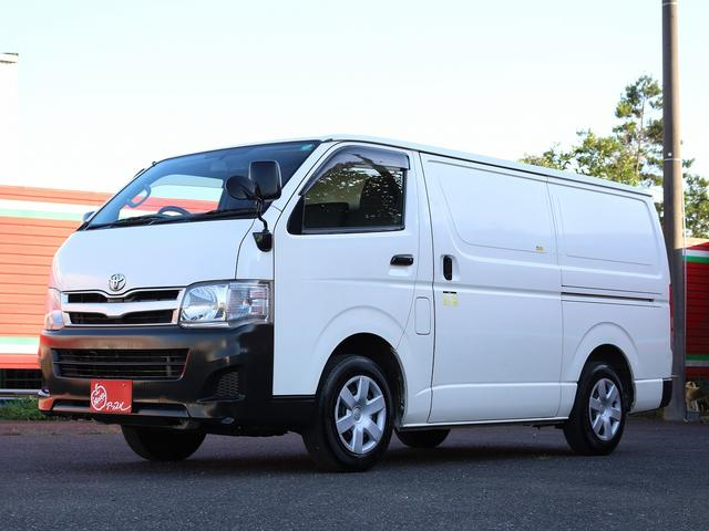 トヨタ  冷蔵冷凍車 冷凍-7℃設定 トヨタ製TECS バックカメラ 集中ドアロック リアドアイージークローザー付 室内灯 安全ブザー 水抜き弁