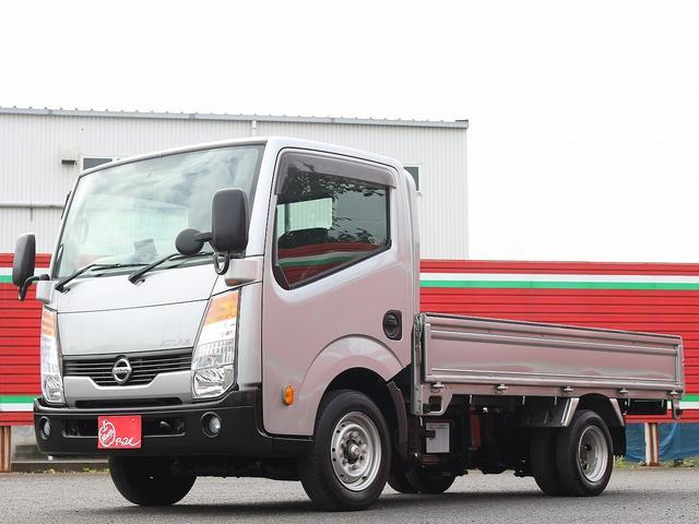 スーパーローDX 3方開 キーレス 坂道発進補助 5速MT3ペダル Wエアバック ABS 後輪Wタイヤ ETC 電格ミラー ポータブルナビ フォグ Eg型式QR20 荷台寸309・160・38 最大積載量1500kg