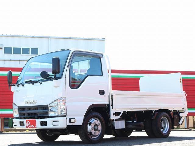 いすゞ フルフラットロー アーム式パワーゲート 昇降能力600kg 3方開 キーレス ETC ASR 後輪Wタイヤ Eg型式:4JJ1 新明和:RA06-1171 リフト寸:93-142高さ108 荷台寸:302-160-38