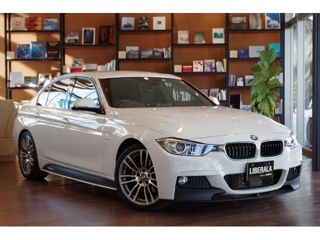 BMW 320i Mスポーツ Mエアロダイナミクスパッケージ ACC
