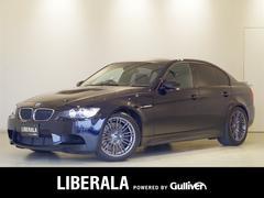 BMWM3後期LCI MドライブPKG右H 黒革 iDriveナビ