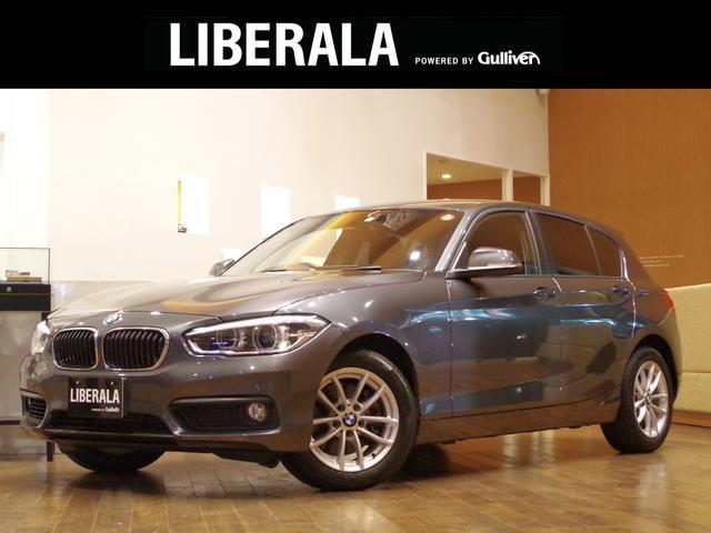 BMW 118i 純正ナビ LEDライト ミラー一体型ETC プッシュスタート 純正16インチAWアイドリングストップ