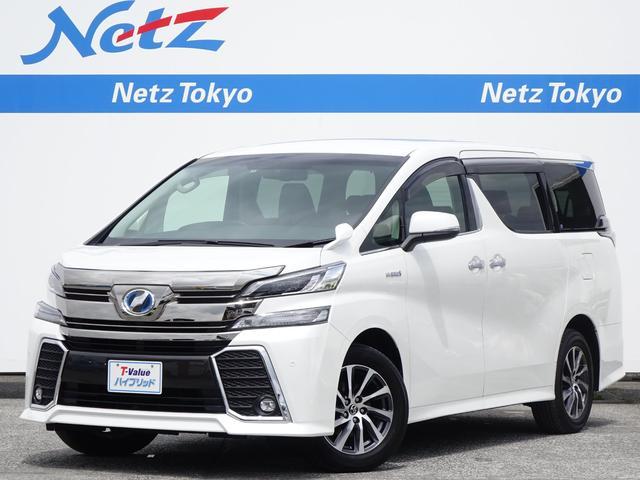 トヨタ ZR Gエディション T-ValueHV ナビ 天吊モニター