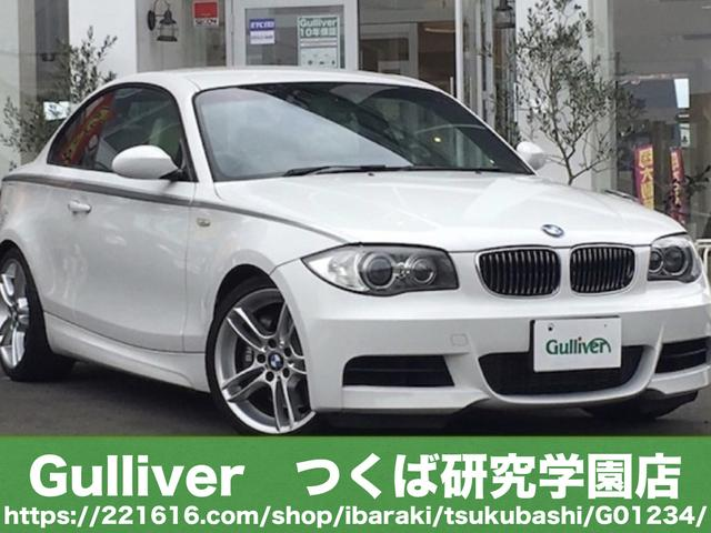 BMW 135i レザーシート 純正18インチAW