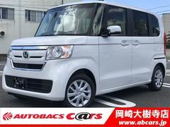 N BOXG・Lホンダセンシング 新車保証付 届出済未使用車