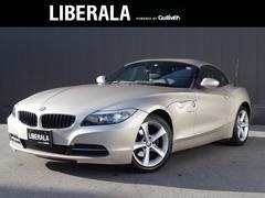 BMW Z4sDrive23i  黒革シート 電動オープン