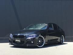 BMW320d Mスポーツ GNOSIS20インチアルミ