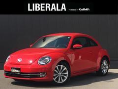 VW ザ・ビートルデザインレザーパッケージ 黒革シート クルコン