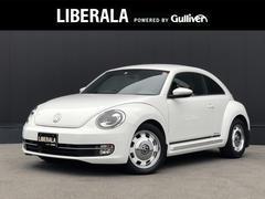 VW ザ・ビートルスペシャル・バグ 純正ナビTVバックカメラETC プッシュS