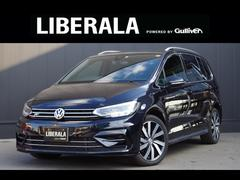 VW ゴルフトゥーランTSI Rライン