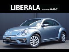 VW ザ・ビートル1オーナーリモコンキー純正ナビバックカメラフルセグTV