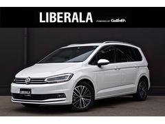 VW ゴルフトゥーランミラノエディション/50台限定車/DiscoverPro