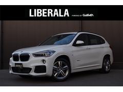 BMW X1後期/ACC/黒レザー/禁煙車/パワートランク/ETC