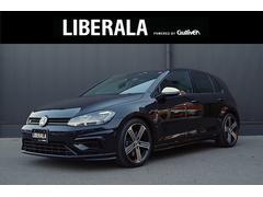 VW ゴルフRベースグレード バーチャルコックピット ACC