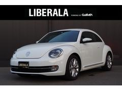 VW ザ・ビートル黒革/SDナビ&地デジ/シートヒーター/クルコン