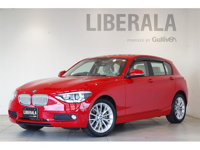 BMW 116iファッショニスタ インテリセーフ ベージュレザー