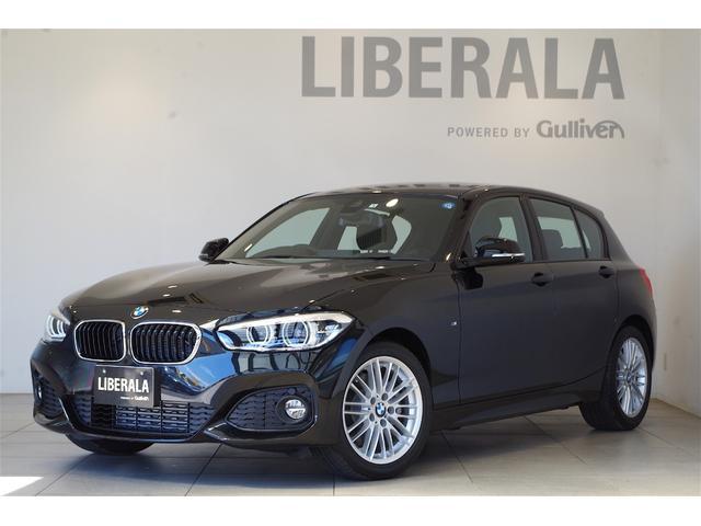 BMW 118dMスポーツ インテリセーフ 純正ナビ登録済み未使用車