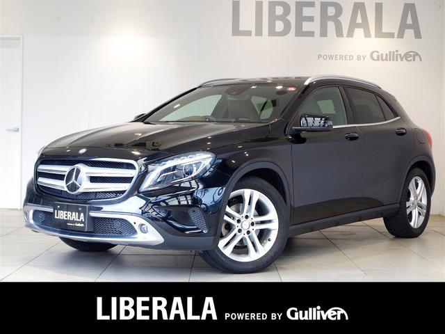 メルセデス・ベンツ GLA180 レザーエクスクルーシブ/レーダーセーフPKG
