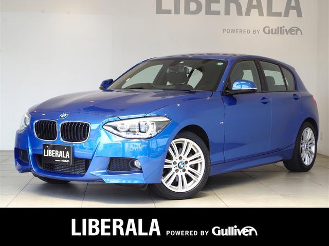 BMW 116iMスポーツ 純ナビ コンフォートアクセス キセノン