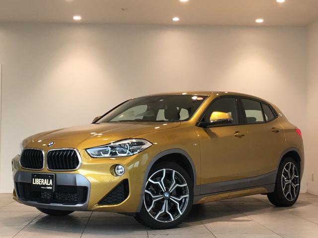 BMW xDrive 20i MスポーツX ACC コンフォートアクセス シートヒーター レーンキープアシスト 衝突被害軽減ブレーキ 純正ナビ バックカメラ クリアランスソナー Bluetooth DVD パワーバックドア LEDヘッドライト