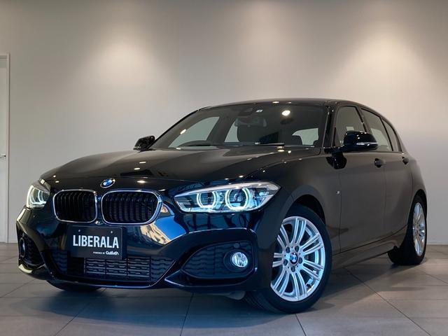BMW  Mスポーツ LEDヘッドライト ETC 純正フロアマット オートライト 純正HDDナビ Bluetooth接続 USB入力端子 純正アルミホイール プッシュスタート