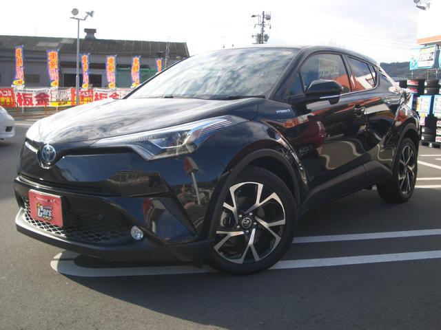 トヨタ G ハイブリッド 登録済み未使用車 LEDヘッドライト