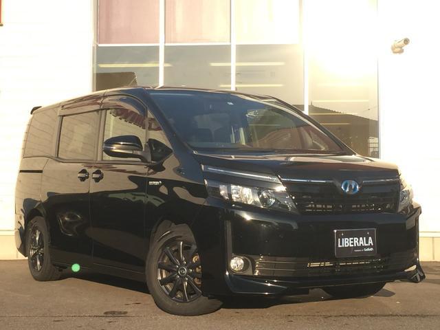 トヨタ ハイブリッドV 10型ナビ フリップ 1オナ 両側電動