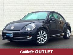 VW ザ・ビートルデザインレザーPKG 2013モデル 黒革 HID シートH