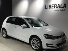 VW ゴルフTSIハイラインブルーモーションテクノロジー ACC 夏冬T