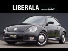 VW ザ・ビートルデザインレザーパッケージ フルセグ 夏冬タイヤ付き ETC